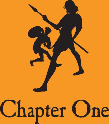 Murder at Mykenai - Chapter One