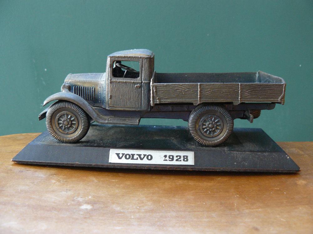 Aussie Bluegrass champ Volvo truck