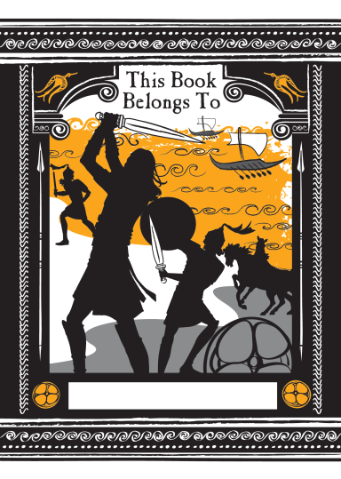 Murder at Mykenai - Free Bookplate