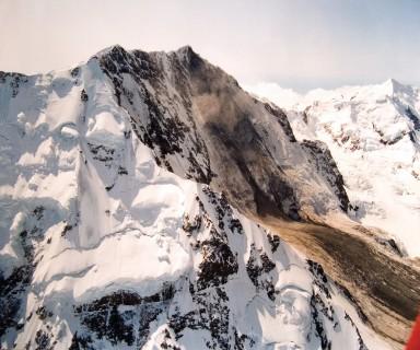 7. Mt Cook Aoraki rockfall Bob McKerrow blog