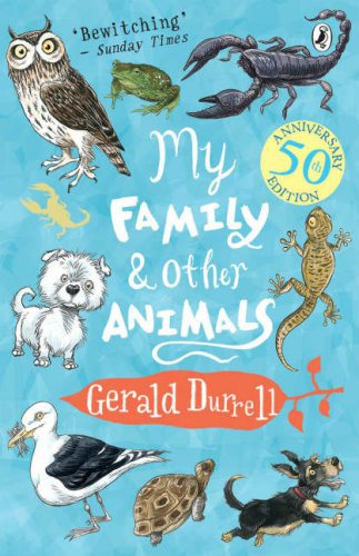 My Family and Other Animals book cover